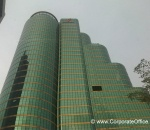 Sunway Tower is a newly refurbished office building directly next to LRT Station
