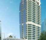Menara Worldwide is a new office building along Jalan Bukit bintang