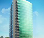 Menara TSR is located within the Mutiara Damansara area