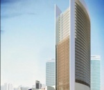 1 Sentrum is the latest office building in KL Sentral to be completed