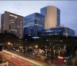 Wisma Selangor Dredging is located next to KLCC along Jalan Ampang