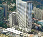 menara uoa bangsar lrt office tower to let