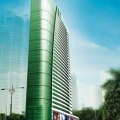 Menara Prestige is a Grade A office tower designed by Veritas Architect