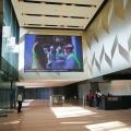 Office lobby of Menara Prudential