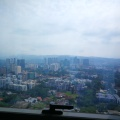 Menara TCM office is coming with a nice view