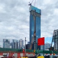 TSLaw Tower under construction