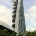Menara TM (Telekom) is a MSC Cybercity in Kuala Lumpur area