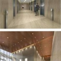 Lobby and elevator of Permata Sapura