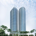 The Vertical  is the latest strata office space for sale at Bangsar South