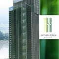 Menara Binjai is the new Green building in KLCC area next to LRT station