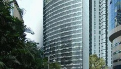 Menara Perak is located next to KLCC & KL Convention Centre